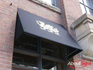 Commercial awning Oakville