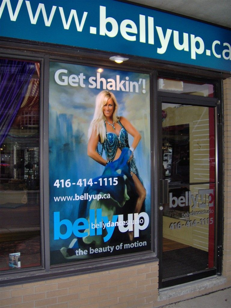 Belly Up Digital Printing