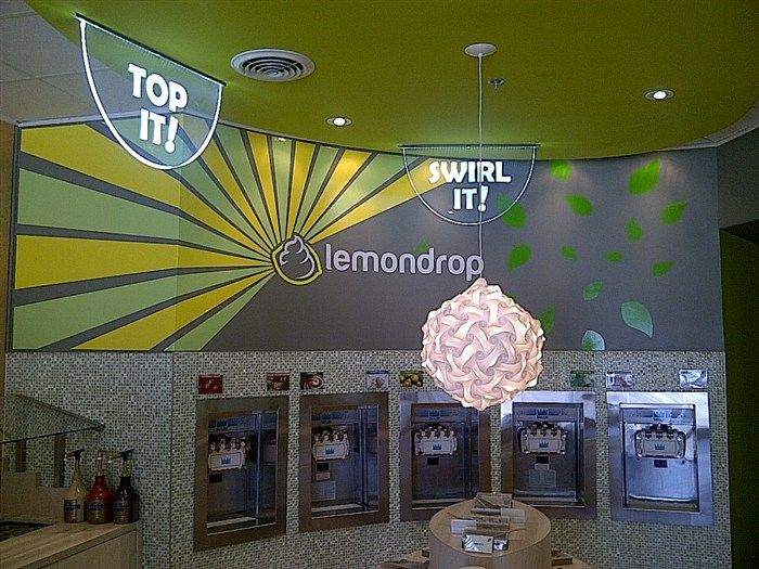 Lemondrop Sign