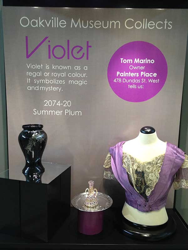 Violet Storefront