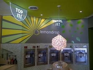 Lemondrop Sign
