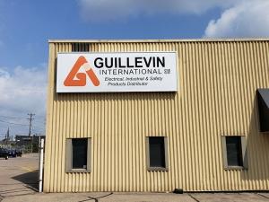 Sign Box - Guillevin - Hamilton