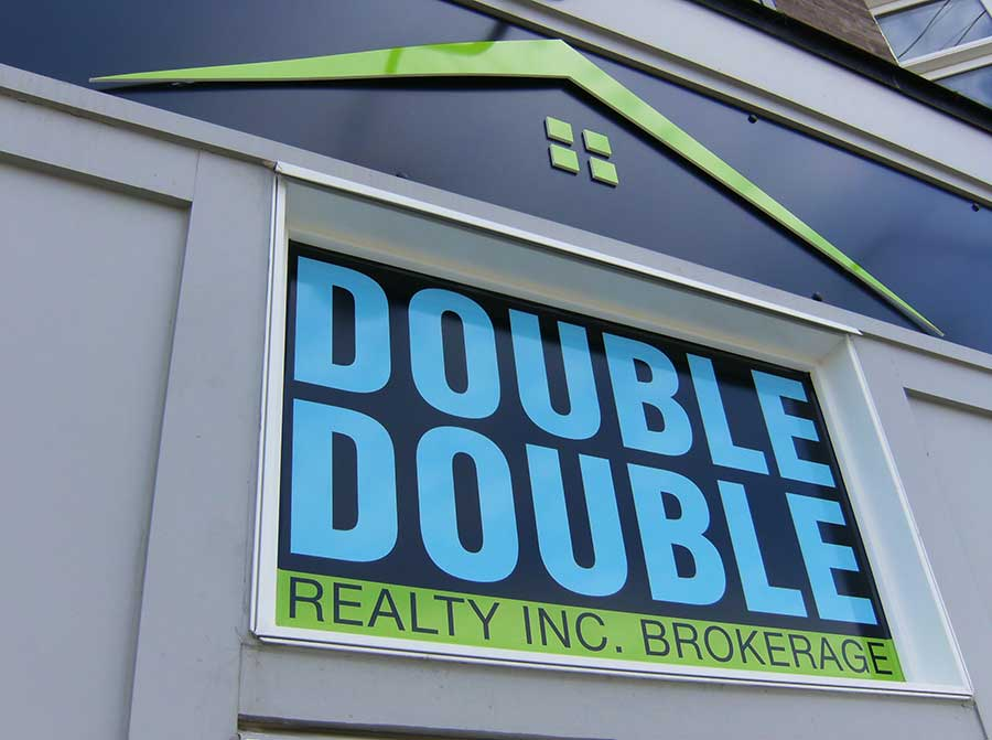 Non Illuminated Signs For Your Storefront Non Lit Signage