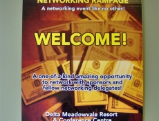 Venture poster