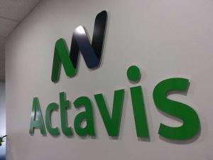 Actavis 3D reception letters Mississauga