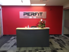Perfit reception