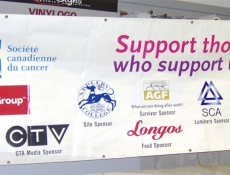 supporting sponsor sport sign