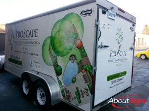 utility-trailer-wrap-oakville-on