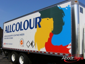 Truck and Trailer Wraps