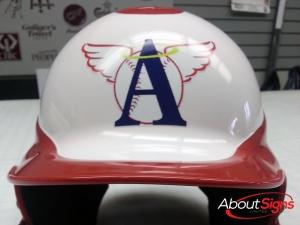 Sport helmet decals Oakville