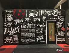 Custom mural graphics Oakville ON