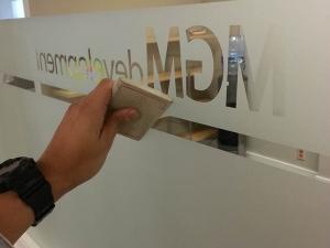 Window Etch - MGM