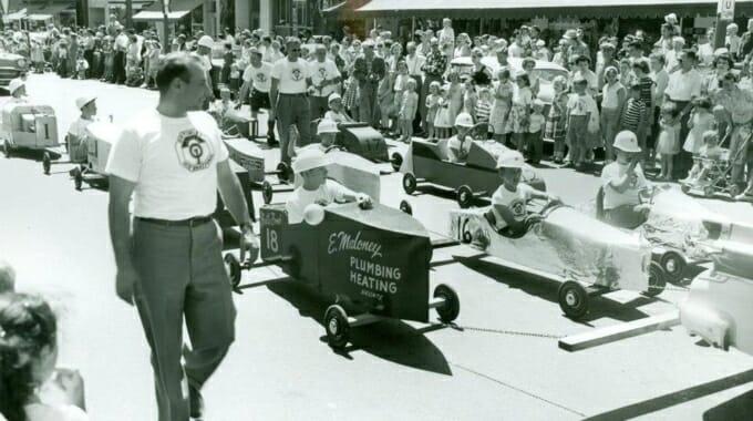 Memories of Vintage Oakville Signs