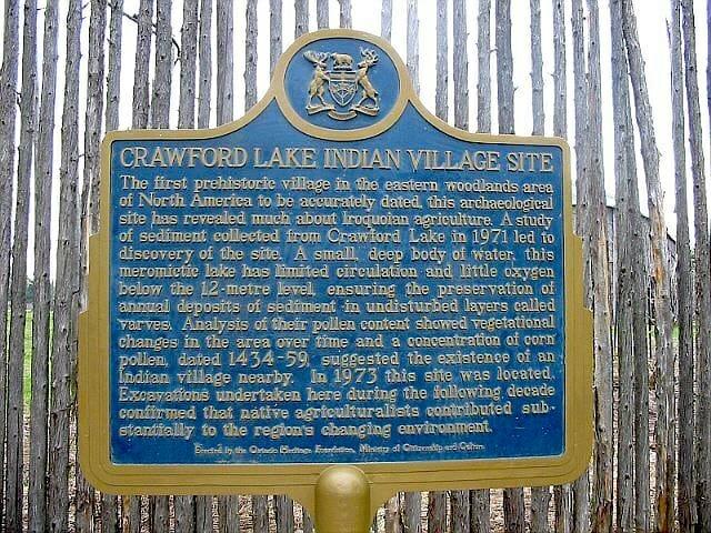 Crawford Lake Milton