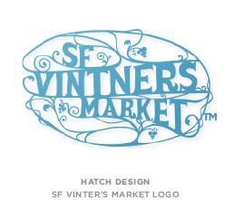 Hand Type Logo