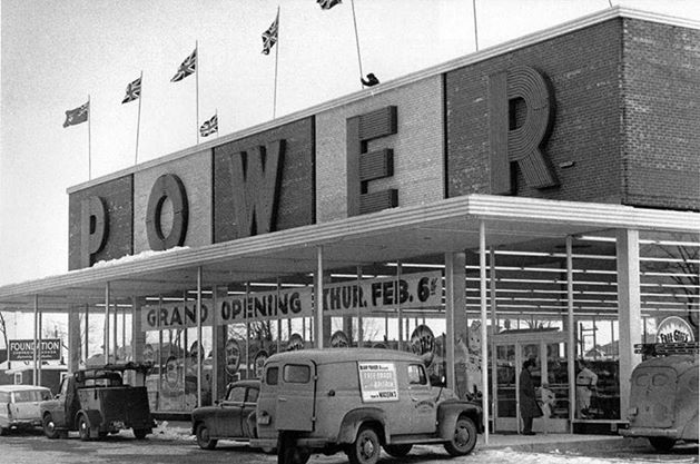 Power Grocery Store Hamilton