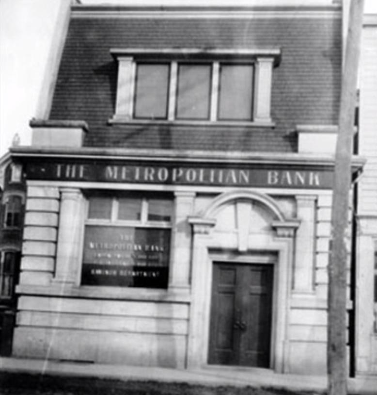 Metropolitan Bank Milton