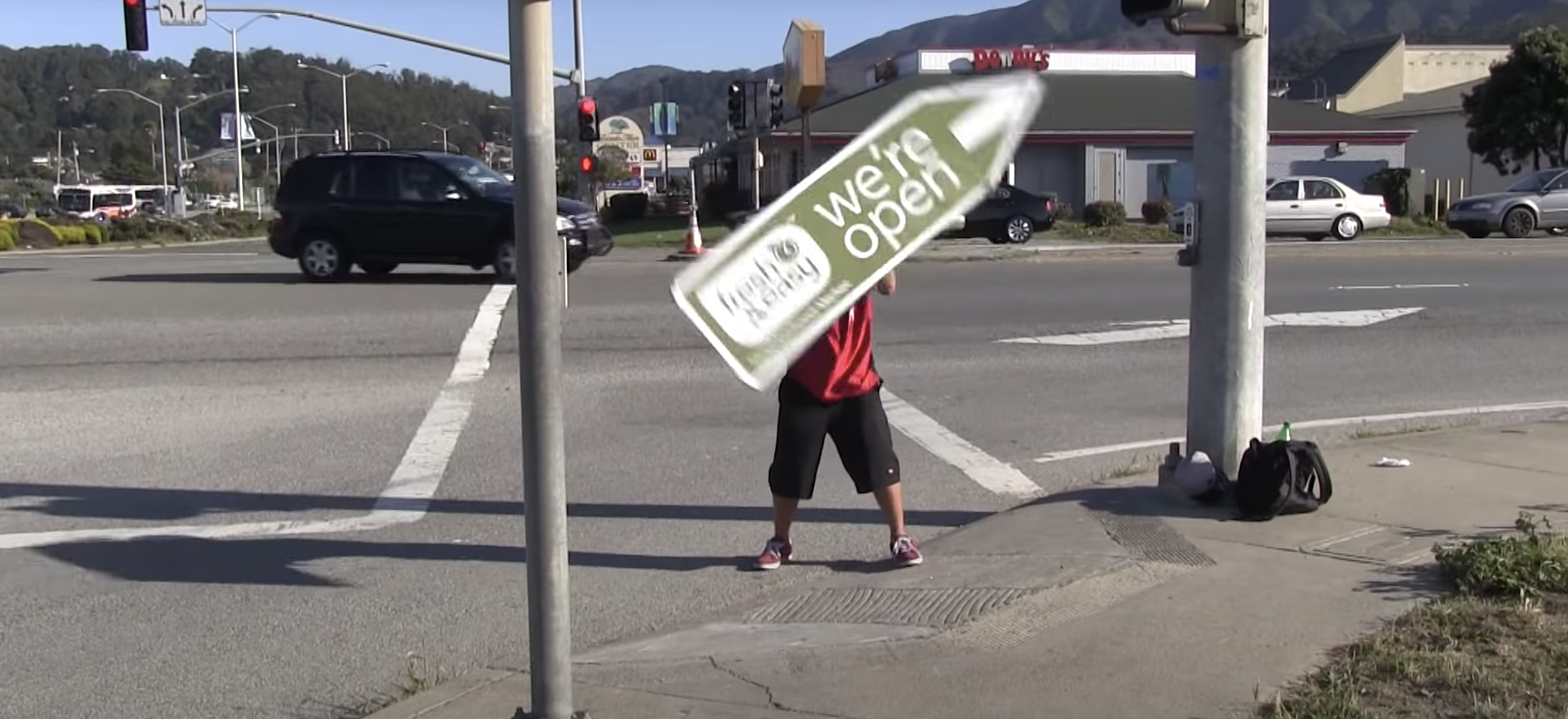 Sign Spinners – Effective Advertising