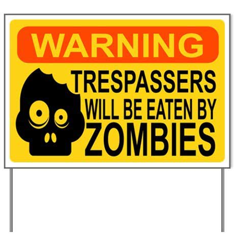 Say Hello to Halloween with Custom Signs