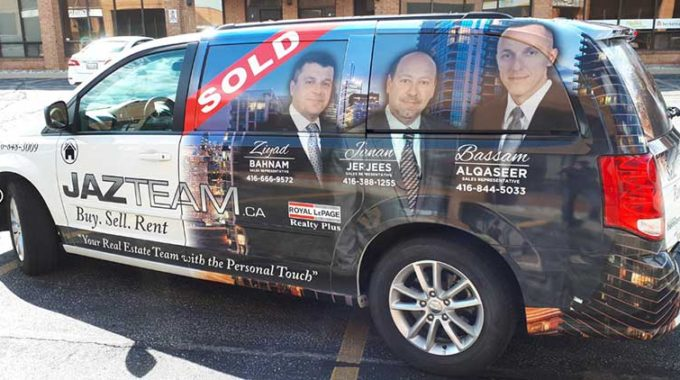 How Vehicle Wraps Can Increase Your Brand Reach