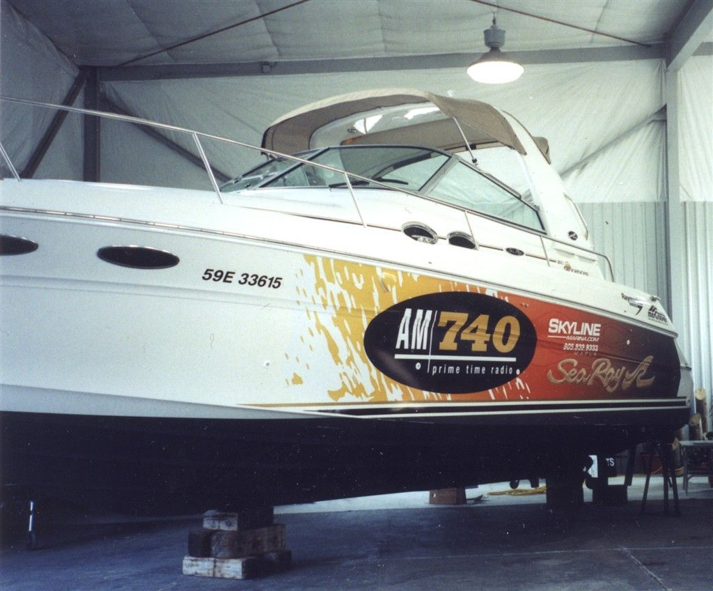 Why Now is The Best Time to Get Your Boat Graphics
