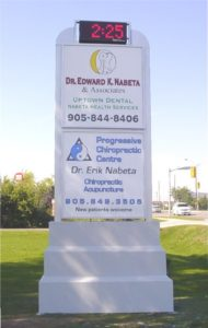 Pylon Signs Attract Customers to Your Business