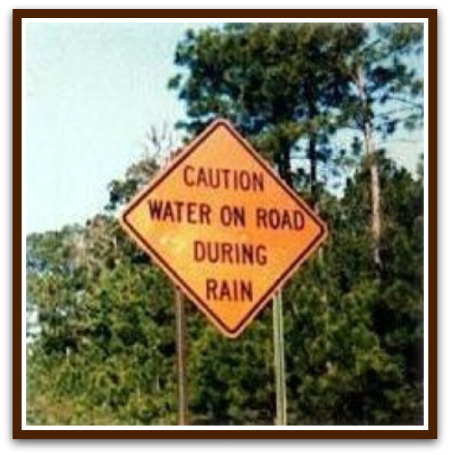 Humourous Warning Signs – Construction Signs