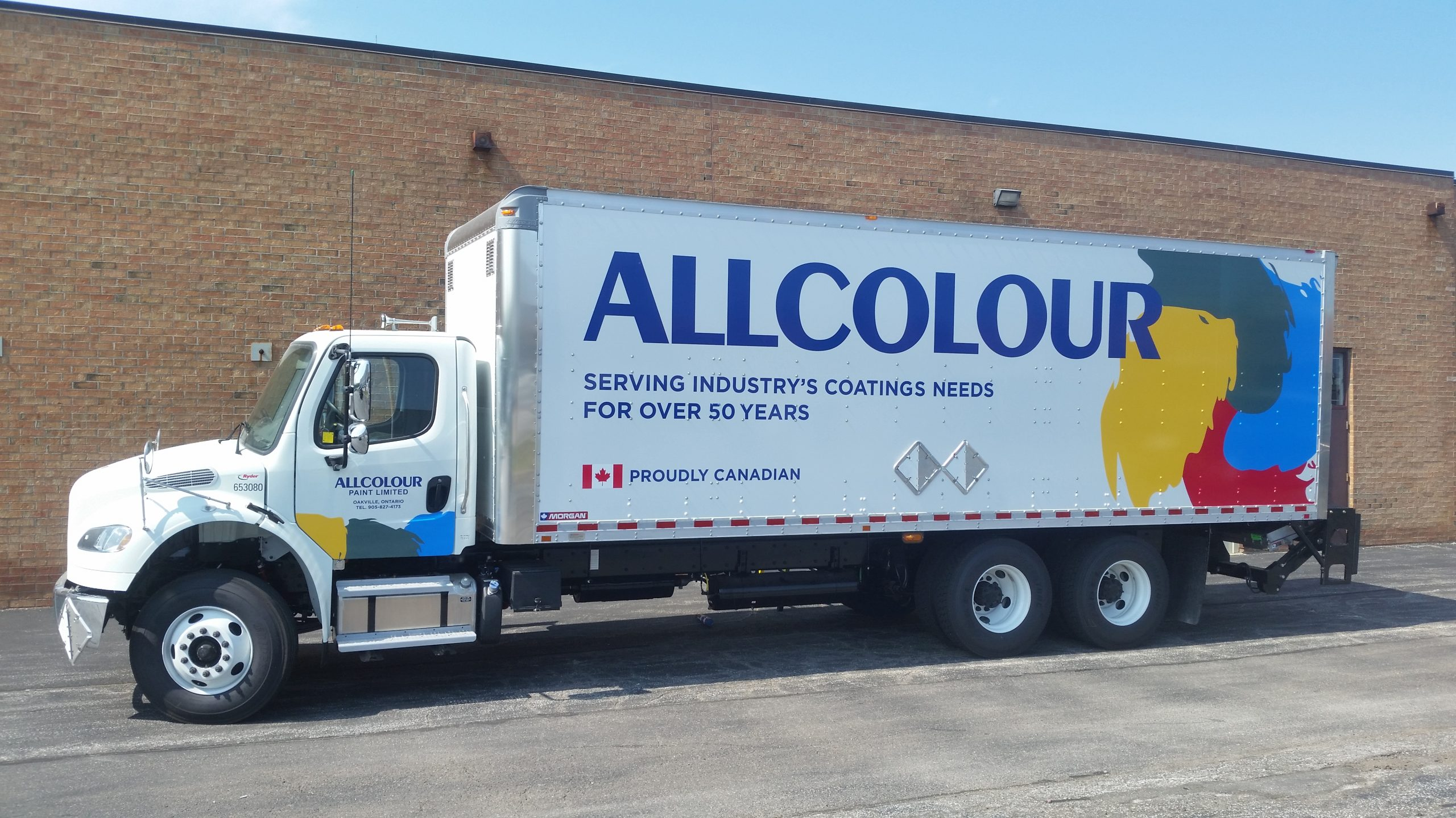 Truck Advertising Takes Your brand on the Road