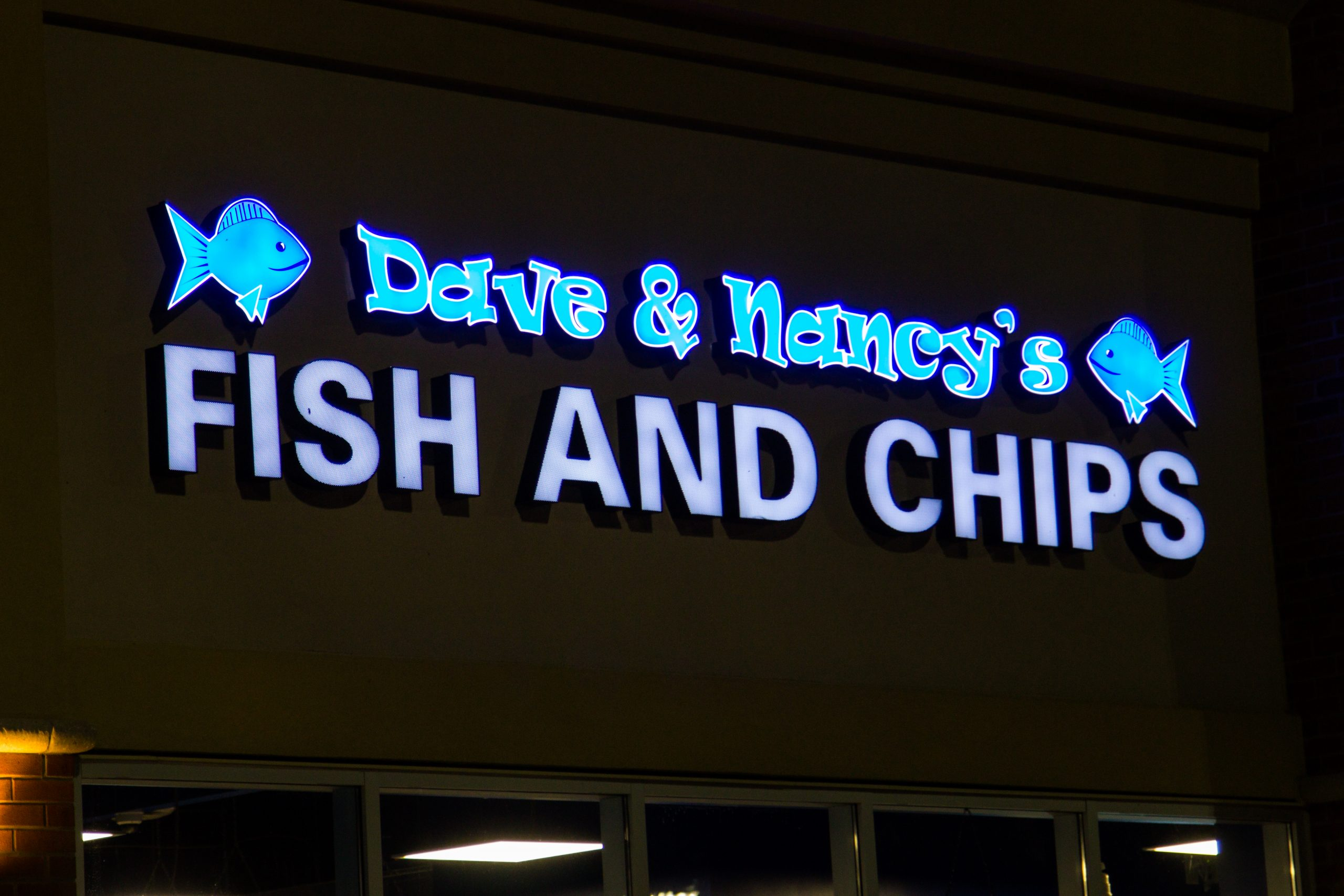 Lighted LED Signs for Your Retail Interior